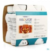 resource-hp-hc-caramel-fles-4x200ml