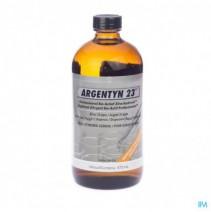 Argentyn 23 Polyseal Bio-act. Zilverhydros 473ml