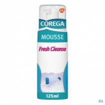 corega-fresh-cleanse-mousse-125ml