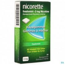 nicorette-freshmint-kauwgom-30x2mg