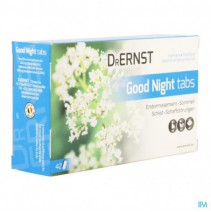 Dr Ernst Good Night tabs 42 Tabl,Dr Ernst Good Nig