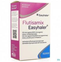 Flutisamix Easyhaler 50mcg-500mcg Dosis 1 X 60