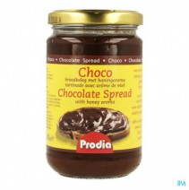 Prodia Broodbeleg Choco Arome Miel 320g 3807,Prodi