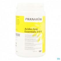 Acides Gras Essentiels 3-6-9 Caps 120 Pranarom,Aci