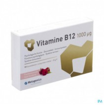 Vitamin B12 1000mcg Kauwtabl 84 Metagenics,Vitamin