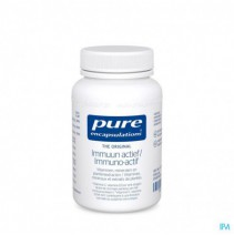Pure Encapsulations Immuun Actief Caps 60,Pure Enc