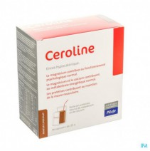 Ceroline Chocolade Pdr Zakje 14x25g,Ceroline Choco